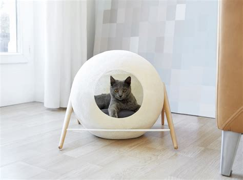 cat modern furniture spoil your lovely cats with contemporary cat furniture homesfeed
