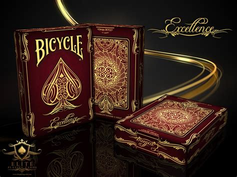 Kartu Bicycle Triangles Prototype Card Deck bicycle excellence cards review i collect
