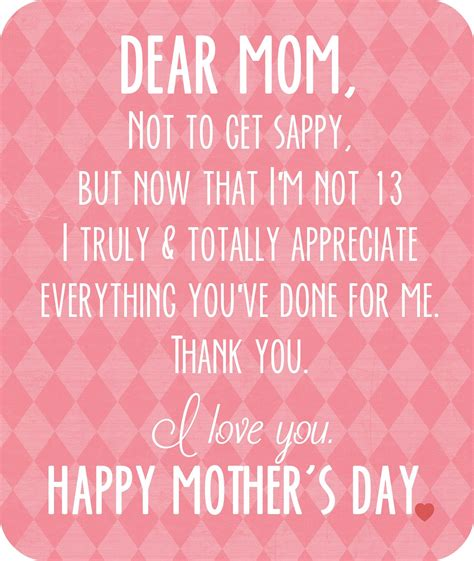 printable mom quotes crazylou happy mother s day free printable