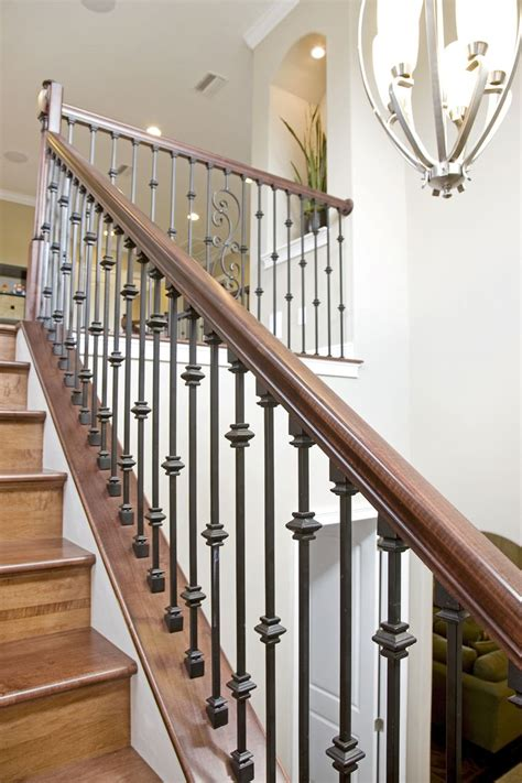 17 best ideas about wrought iron stairs on