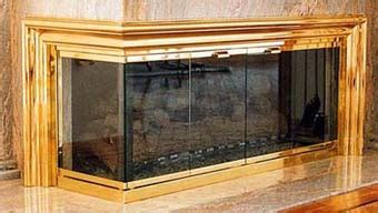 glass enclosed fireplace basic energy fireplace equipment corp products