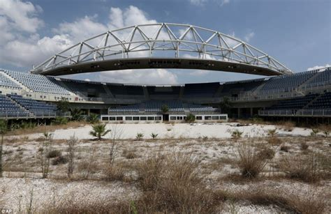 olympic venues athens olympic sites only ten years after pic i am