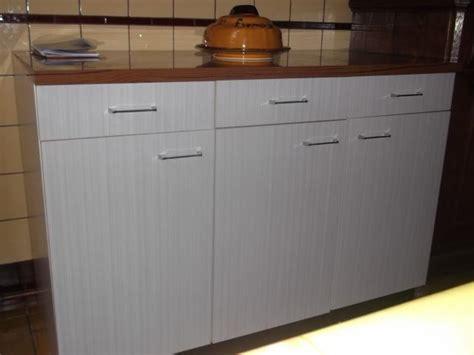 meuble cuisine formica meuble de cuisine formica blanc fresnes sur escaut