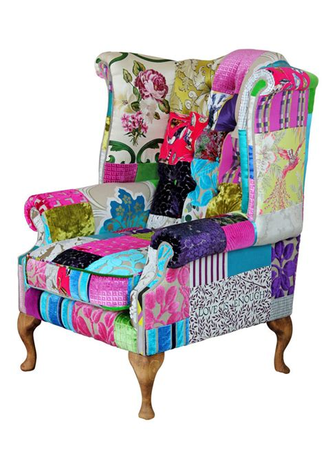 mad hatter chair mad hatter patchwork chair bespoke