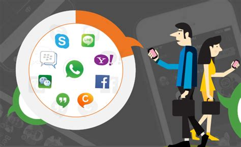 mobile messaging apps whitepapers insights increase downloads monetize