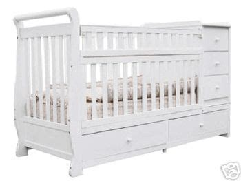 25 best ideas about crib with changing table on