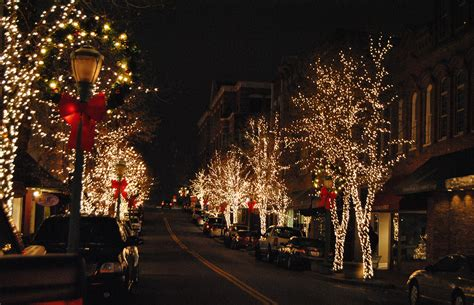 the most quot christmasy quot christmas town in america page 3