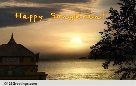happy songkran  songkran thailand ecards greeting cards