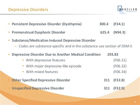 icd 9 code for mood swings intro to dsm 5 part 2 by magellan behavioral health