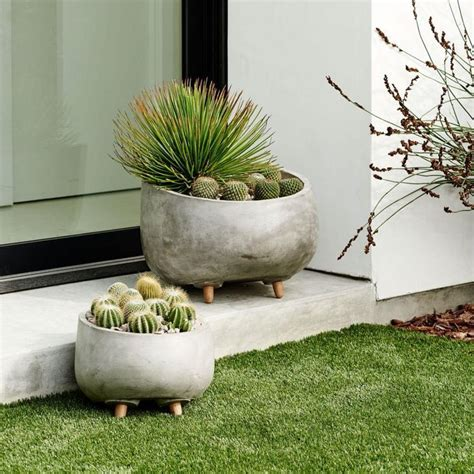 Planter Fac by 1000 Ideas About Planter Pots On Planters