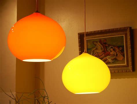 Pendant Lighting Ideas: amazing ideas orange glass pendant