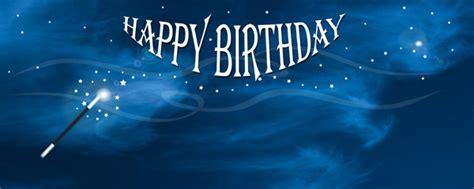 Harry Potter Gelukkige Verjaardag Magie Toverstaf Klein