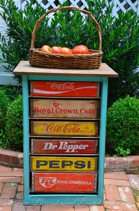 12 ways to repurpose an old soda crate dukes and duchesses 17 best coke crate ideas on pinterest old coke crates