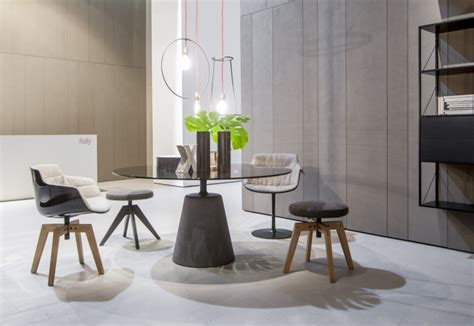 rock dining table by mdf italia hub furniture lighting living
