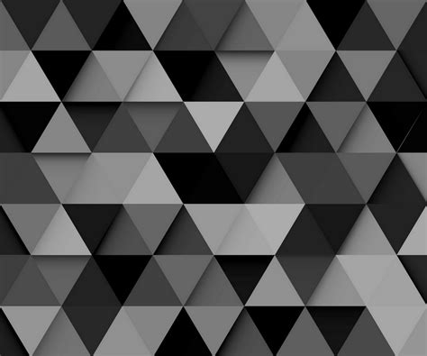wallpaper black triangle black and grey triangles galaxy s2 wallpaper 960x800