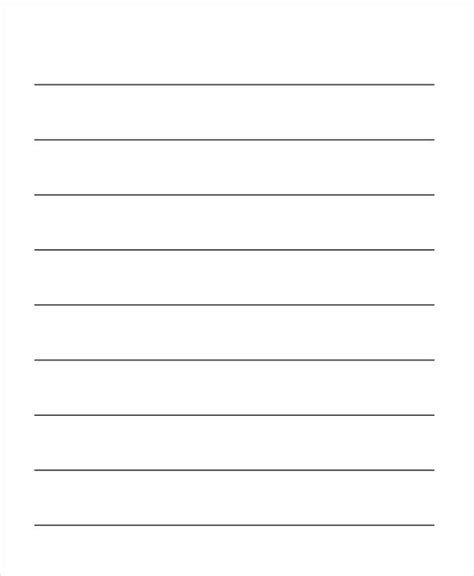wide lined writing paper fantastic wide lined paper template pictures inspiration