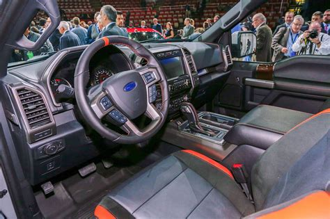 2017 ford raptor interior pictures 2017 2018 ford raptor info pictures pricing specs