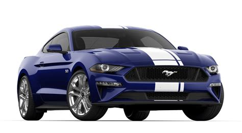 ford mustang gt fastback features specs  price