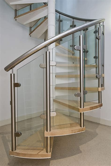 Chrome Banisters 33 Flamboyant Modern Staircase Designs