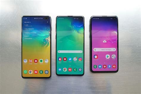 android flagship   turn fast recognition    galaxy se android flagship
