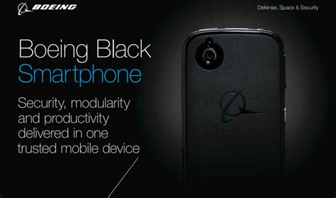 phone boning airplane maker boeing launches android smartphone that