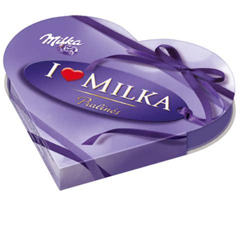 milka i love milka heart