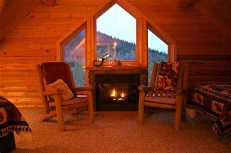 Urlaub Holzhütte by Chilko Lake Lodge Pferdesportreisen