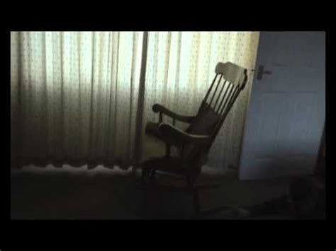 scary couch scary rocking chair youtube