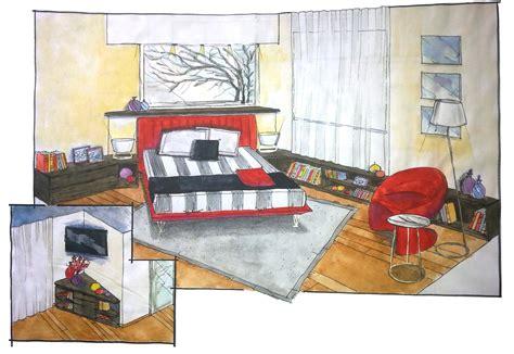 progettazione da letto progettazione matrimoniale con mobili lema e letto