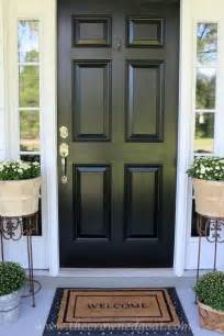 best 20 painting front doors ideas on