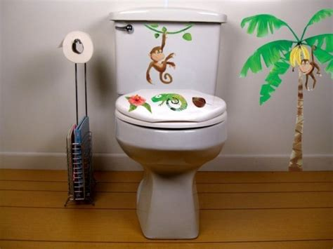 1000 Images About Silhouette Bathroom Ideas On Pinterest Jungle Themed Bathroom Accessories