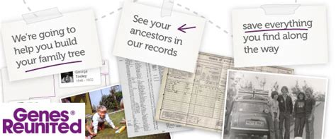 Genes Reunited Records Genes Reunited Free 14 Day Trial Freebieshare Co Uk
