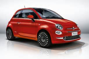 Fiat 500s 2016 Fiat 500 Refreshed With New Look More Efficient Engines