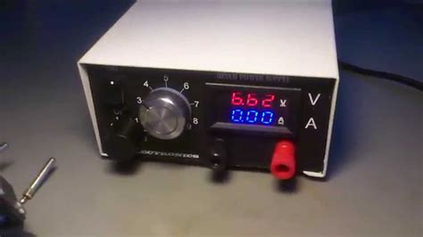 bench power supply diy diy bench power supply youtube