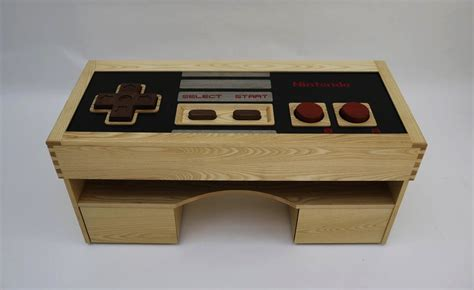 steunk end table controller coffee table 28 images snes controller
