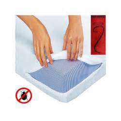 anti puces de lit large choix de produits 224 d 233 couvrir