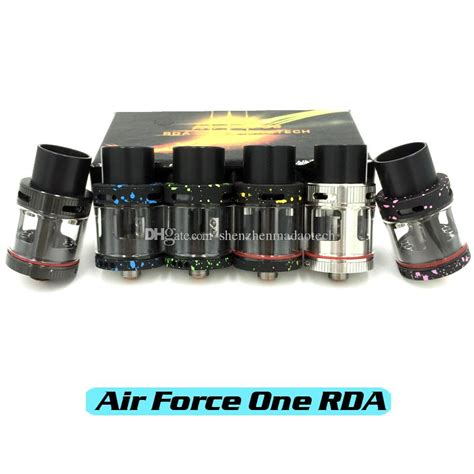 Authentic Recoil Rda 24mm Ss Best Tank Vaporizer Vape Vaping T1310 2 Authentic Air One Rda Rebuildable Atomizer