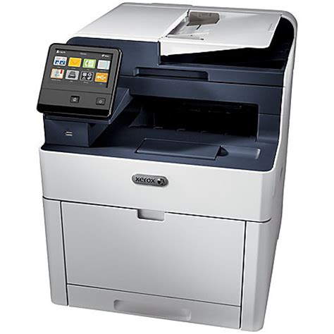 color laser printer scanner xerox workcentre 6515dn wireless color laser all in one