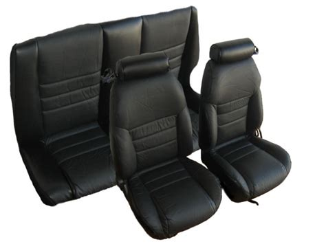 mustang seat upholstery ford mustang seat covers 1994 1995 convertible with