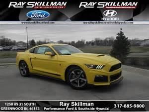 Skillman Ford Greenwood Skillman Ford Roush Mustang Autos Post