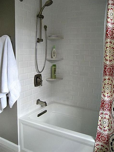 29 white subway tile tub surround ideas and pictures white subway tile tub surround tile design ideas