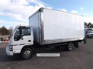 Chevrolet Box Truck 2007 Chevrolet Isuzu Npr W4500 15 Foot Box Truck