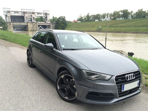 Audi A3 Sportback Unterschied by Audi A3 Sportback 8v Tdi 150 Quattro Ambition Luxe Pack S