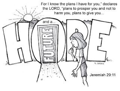 free bible coloring pages jeremiah jeremiah 29 11 coloring pages organized doodles march