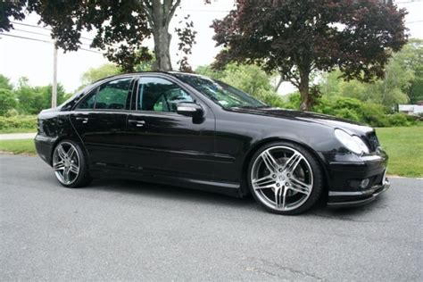Grill Mercedezbenz W203 2000 2006 Black Chome Look w203 cl203 aftermarket wheel thread all you want to