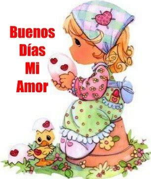 imagenes de buenos dias animadas en español im 225 genes de mu 241 ecas animadas de buenos d 237 as para todos