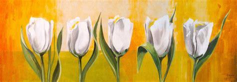 cuadros tulipanes cuadros de tulipanes 4 arte pinterest cuadro