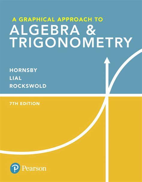 trigonometry books a la carte edition 2nd edition ebook what s new in precalculus pearson