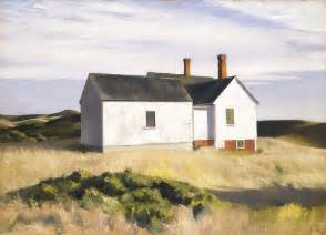 Artist House Philip Koch Paintings Edward Hopper S Truro Studio Kitchen