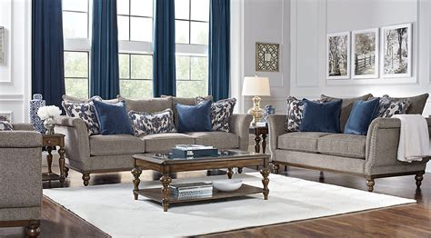 blue and gray sofa pillows blue slate white living room furniture decorating ideas